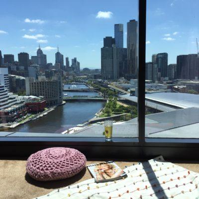 Designer Sage x Clare Sleepover @ the Hilton South Wharf Melbourne