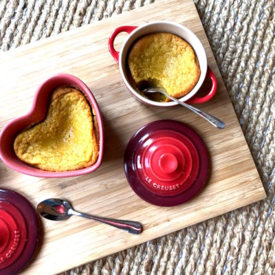 Baking with kids…An oh so easy & delicious (really!) Carrot Souffle Recipe