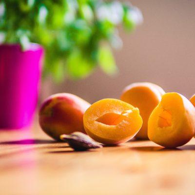 Apricot Ricotta Tart & Chocolate Truffles…A Tiny Taste of Valentine's Day Baking